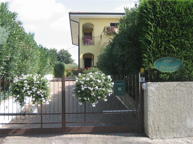 Eingang zur Residenz